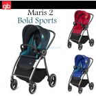 Прогулочная коляска GB Maris 2 Bold Sports Fashion Edition, 2018 ����, �������� | Babyshopping