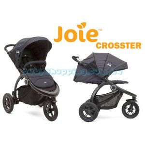 Прогулочная коляска Joie Crosster, 2018 фото, картинки | Babyshopping