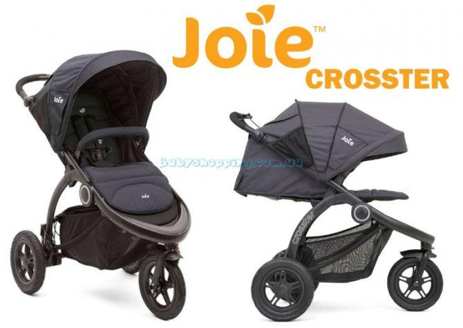 Прогулочная коляска Joie Crosster, 2018 ����, �������� | Babyshopping