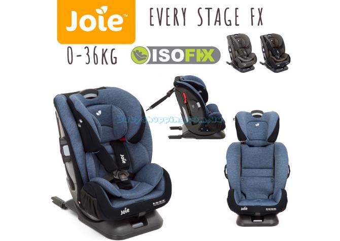 Автокресло Joie Every Stage FX (Isofix) ����, �������� | Babyshopping
