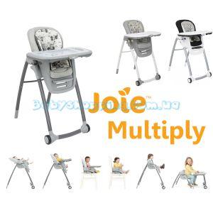 Стульчик для кормления 6в1 Joie Multiply фото, картинки | Babyshopping