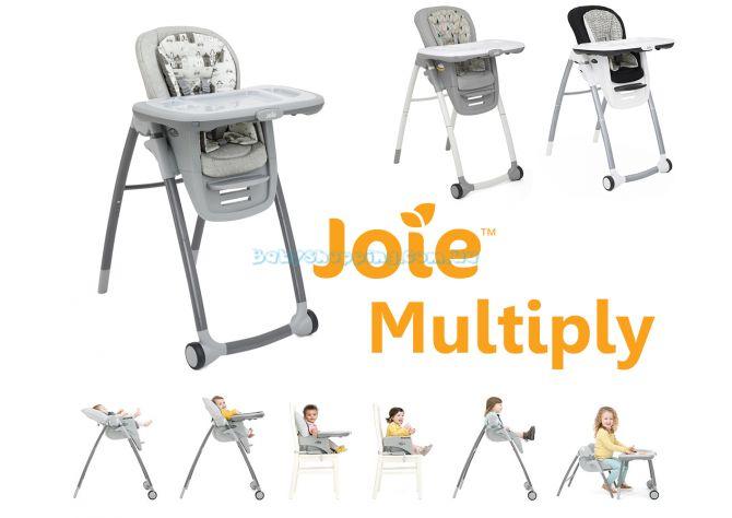 Стульчик для кормления 6в1 Joie Multiply ����, �������� | Babyshopping