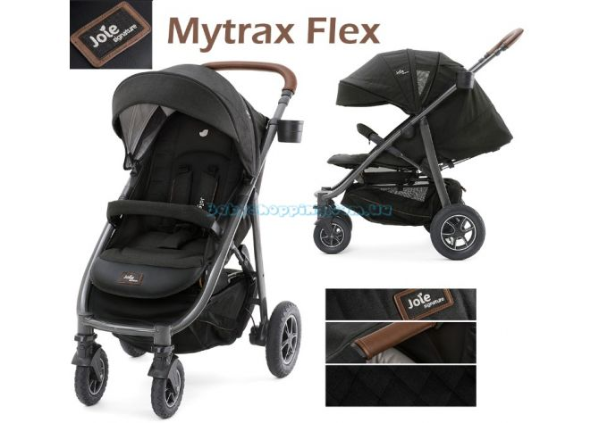 Прогулочная коляска  Joie Mytrax Flex Signature ����, �������� | Babyshopping