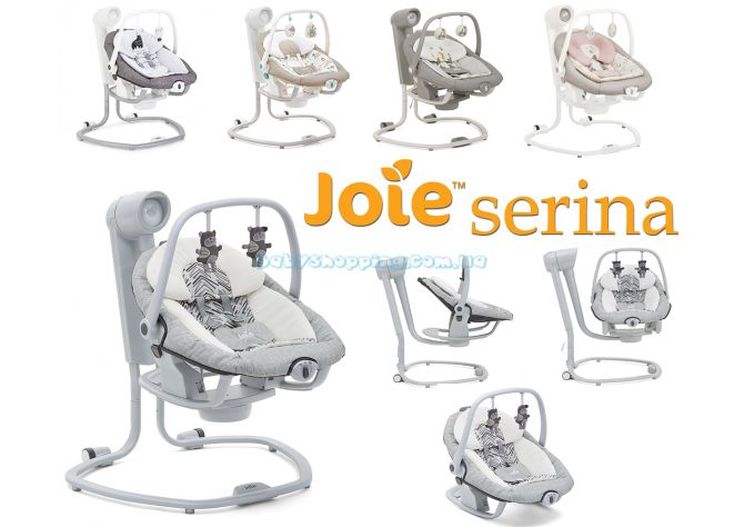 Укачивающий центр 2 в 1 Joie Serina  ����, �������� | Babyshopping