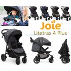 Прогулочная коляска Joie LiteTrax 4 Plus  ����, �������� | Babyshopping