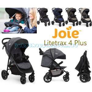 Прогулочная коляска Joie Litetrax 4 Plus фото, картинки | Babyshopping