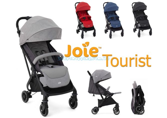 Прогулочная коляска Joie Tourist 2019  ����, �������� | Babyshopping