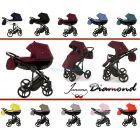 Универсальна коляска 2 в 1 Junama Diamond  ����, �������� | Babyshopping