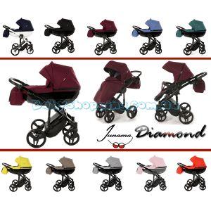 Універсальна коляска 2 в 1 Junama Diamond  фото, картинки | Babyshopping