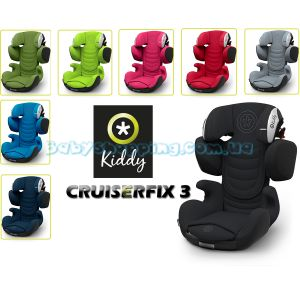Автокресло Kiddy Cruiserfix 3 , 2018 фото, картинки | Babyshopping