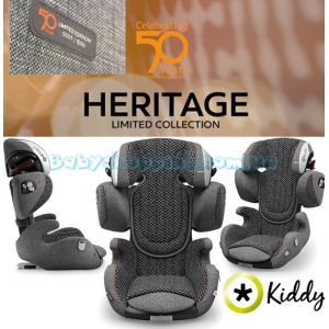 Автокресло Kiddy Cruiserfix 3 Heritage Edition, 2018 фото, картинки | Babyshopping