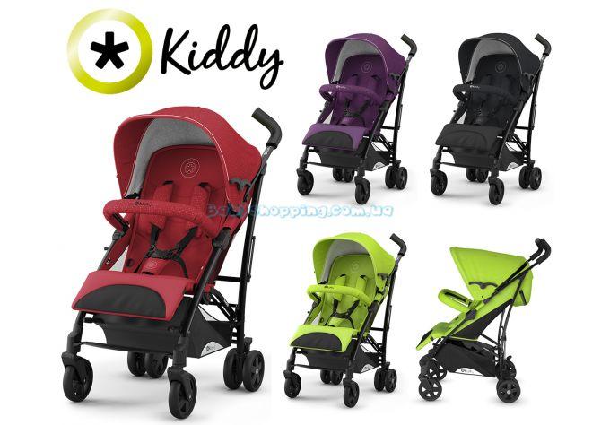 Прогулочная коляска Kiddy Evocity 1 ����, �������� | Babyshopping