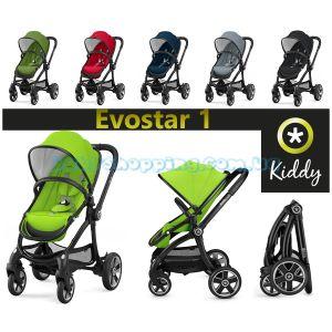 Прогулочная коляска Kiddy Evostar 1, 2018 фото, картинки | Babyshopping