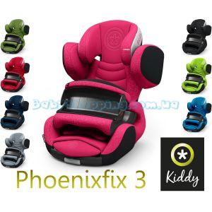 Автокресло Kiddy Phoenixfix 3, 2018  фото, картинки | Babyshopping