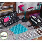 "Кукольный домик ""Beverly Hills"" KidKraft 65871 ����, �������� | Babyshopping"