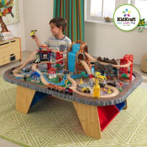 Игровой стол Waterfall Junction KidKraft 17498  фото, картинки | Babyshopping