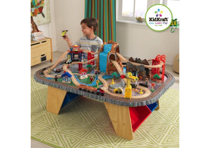 Игровой стол Waterfall Junction KidKraft 17498  ����, �������� | Babyshopping