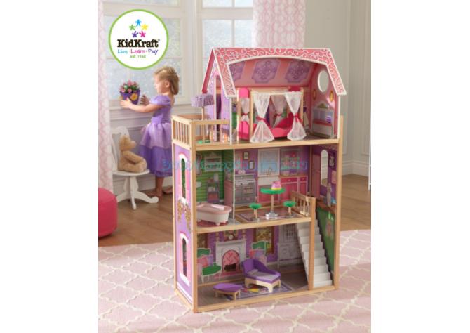 "Кукольный домик ""Ava"" KidKraft 65900 ����, �������� | Babyshopping"