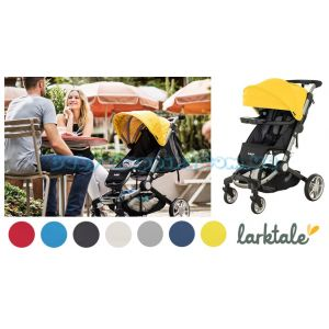 Прогулянкова коляска Larktale Coast фото, картинки   Babyshopping