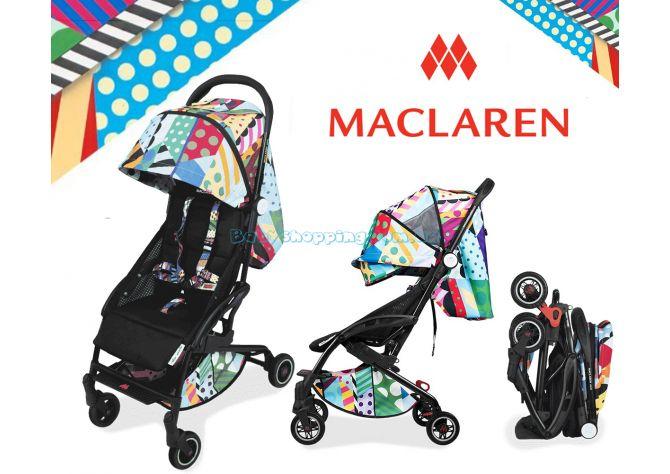 Прогулочная коляска Maclaren Atom Jason Woodside ����, �������� | Babyshopping