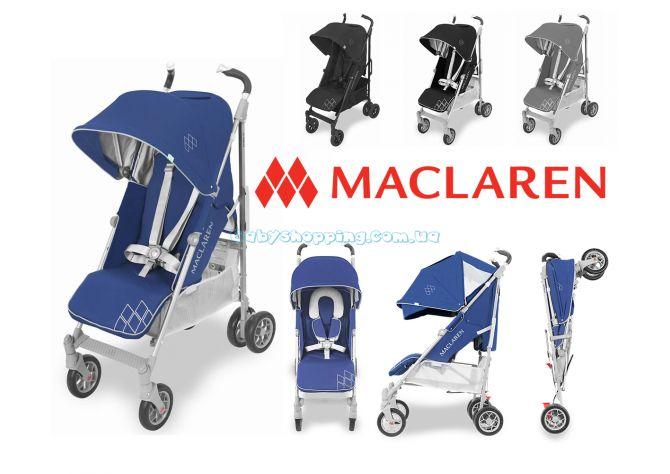 Прогулочная коляска Maclaren Techno XT 2018 ����, �������� | Babyshopping