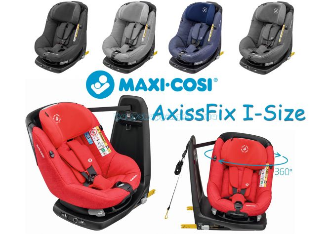 Автокресло Maxi-Cosi AxissFix I-Size 2019  ����, �������� | Babyshopping