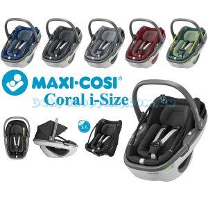Автокресло Maxi-Cosi Coral i-Size  фото, картинки | Babyshopping