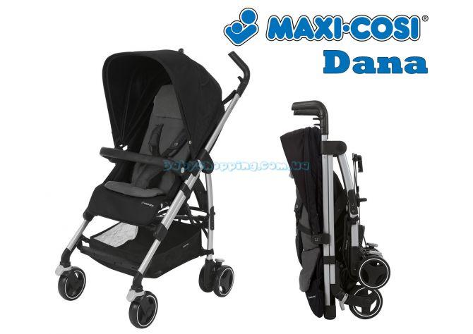 Прогулочная коляска Maxi-Cosi Dana  ����, �������� | Babyshopping