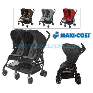 Прогулочная коляска для двойни Maxi-Cosi Dana For 2 фото, картинки | Babyshopping