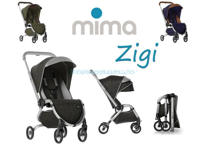 Прогулочная коляска Mima Zigi ����, �������� | Babyshopping