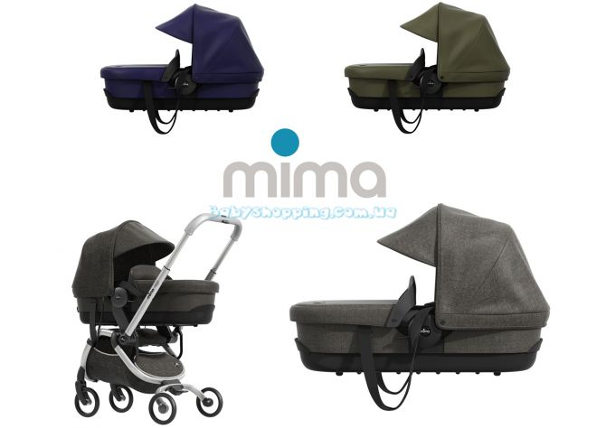 Люлька Mima Zigi Carrycot  ����, �������� | Babyshopping