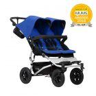 Прогулочная коляска для двойни Mountain Buggy Duet  ����, �������� | Babyshopping