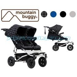Прогулочная коляска для двойни Mountain Buggy Duet фото, картинки | Babyshopping