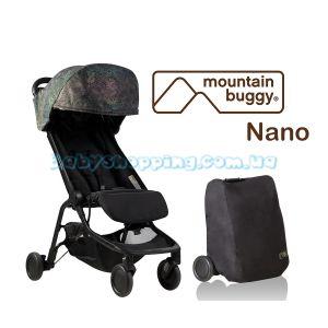 Прогулянкова коляска Mountain Buggy Nano Year of the Dog , 2018 фото, картинки | Babyshopping