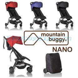 Прогулочная коляска Mountain Buggy Nano фото, картинки | Babyshopping