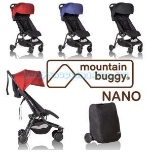 Прогулянкова коляска Mountain Buggy Nano фото, картинки | Babyshopping