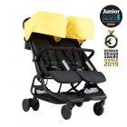 Прогулочная коляска для двойни Mountain Buggy Nano Duo ����, ��������   Babyshopping