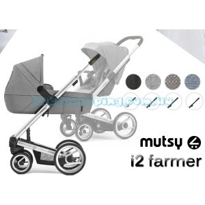Универсальная коляска 2 в 1 Mutsy I2 Farmer, 2018 фото, картинки | Babyshopping