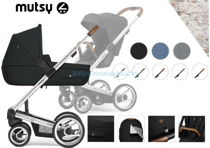 Универсальная коляска 2 в 1 Mutsy I2 Heritage, 2018 фото, картинки | Babyshopping