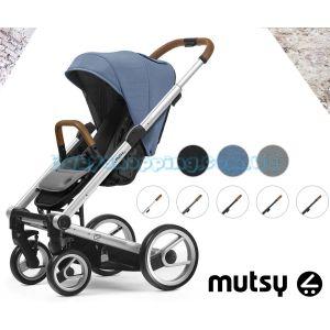 Прогулочная коляска Mutsy I2 Heritage, 2018 фото, картинки | Babyshopping