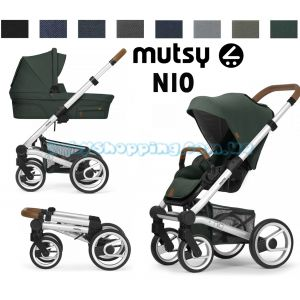 Универсальная коляска 2 в 1 Mutsy Nio  фото, картинки | Babyshopping