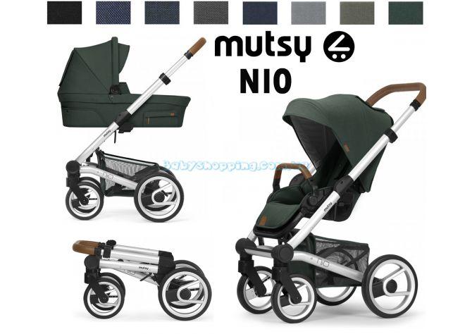 Универсальная коляска 2 в 1 Mutsy Nio, 2018 фото, картинки | Babyshopping