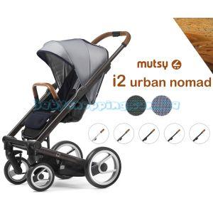 Прогулочная коляска Mutsy I2 Urban Nomad, 2018 фото, картинки | Babyshopping