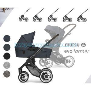 Универсальная коляска 2 в 1 Mutsy Evo Farmer, 2018 фото, картинки | Babyshopping