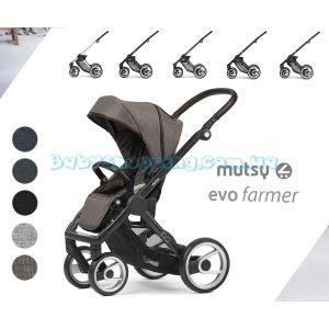 Прогулочная коляска Mutsy Evo Farmer, 2018 фото, картинки | Babyshopping