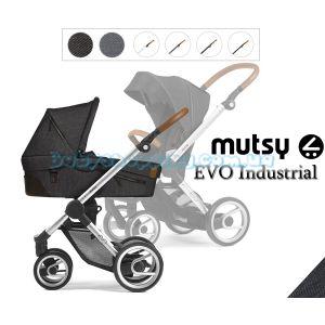 Универсальная коляска 2 в 1 Mutsy Evo Industrial, 2018 фото, картинки | Babyshopping