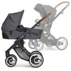 Универсальная коляска 2 в 1 Mutsy Evo Industrial, 2018 ����, �������� | Babyshopping