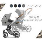Универсальная коляска 2 в 1 Mutsy Evo Urban Nomad, 2018 ����, �������� | Babyshopping