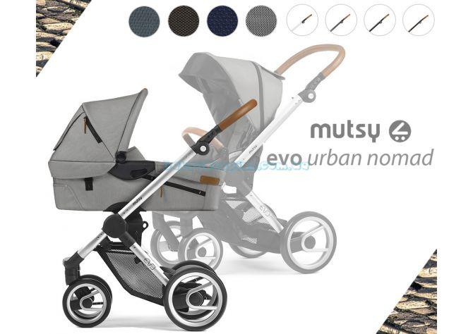 Универсальная коляска 2 в 1 Mutsy Evo Urban Nomad, 2018 фото, картинки | Babyshopping
