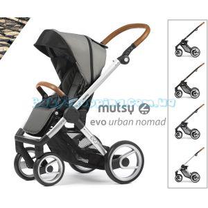 Прогулочная коляска Mutsy Evo Urban Nomad, 2018 фото, картинки | Babyshopping